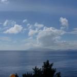 高知県幡多郡大月町の海