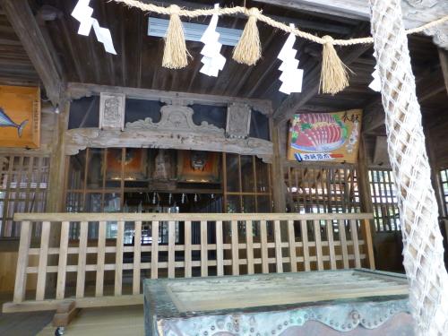 中土佐町-久礼八幡宮