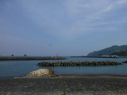 中土佐町-久礼の港