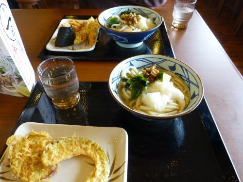 丸亀製麺-あさりおろし
