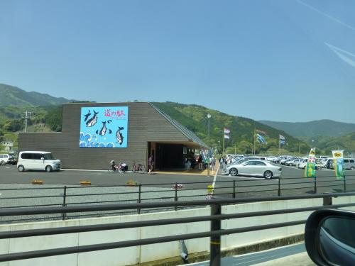 道の駅なぶら2014-4-01