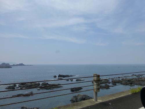 土佐清水市の海