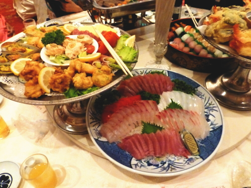 秋沢ホテル-お料理