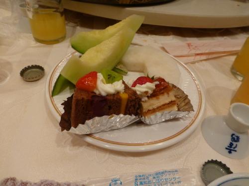 秋沢ホテル-結婚式-ケーキ