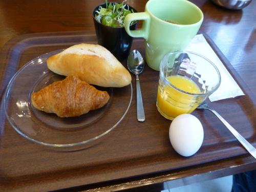 セブンデイズホテルプラス・朝食