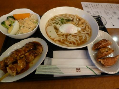 チェックイン松山-夕食