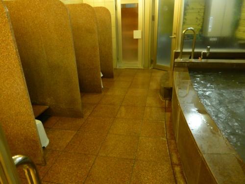 チェックイン松山-大浴場