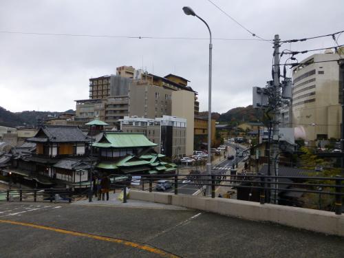 松山-道後温泉