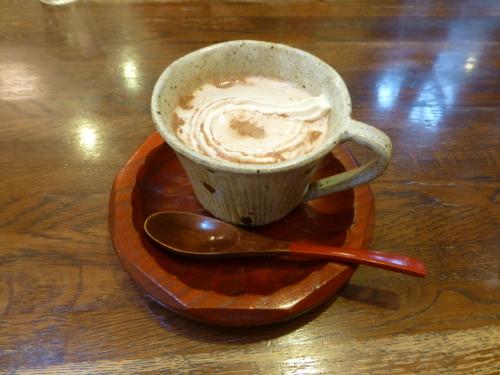 カフェ・ド・なも-ココア
