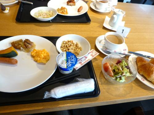 オリエントホテル高知-朝食ビッフェ