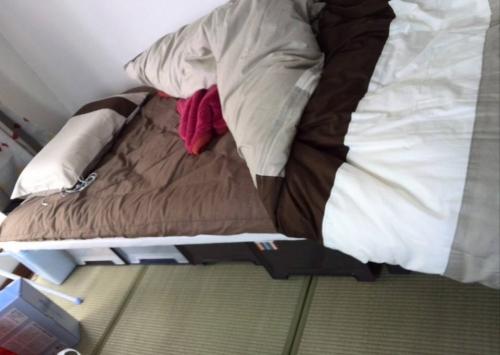 一人暮らしのベッド