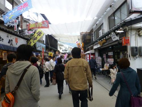 宮島・お店