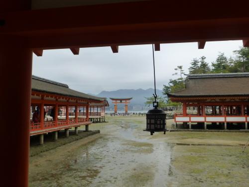 宮島-世界文化遺産-厳島神社