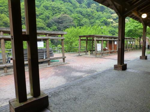 マイントピア別子・鉱山観光