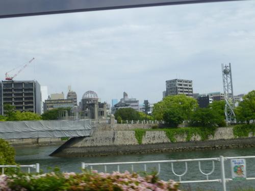 平和公園・原爆ドーム