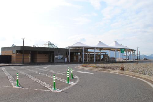 瀬戸田パーキングエリア(下り)