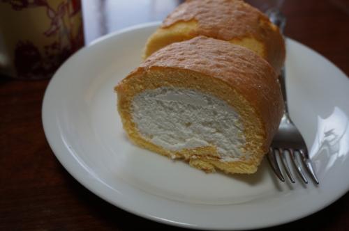 禁断のロールケーキ