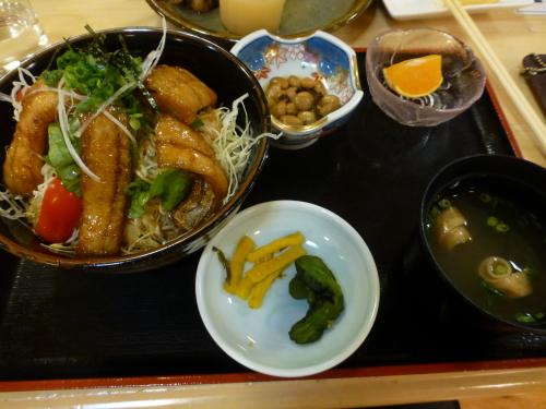 津島やすらぎの里・食事