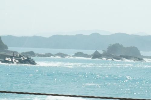 高知県土佐清水市の海