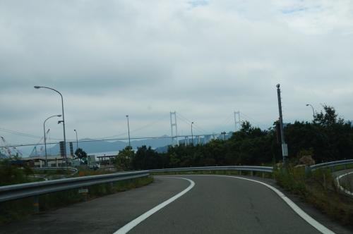 しまなみ海道・来島海峡大橋
