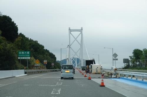 しまなみ海道・因島大橋