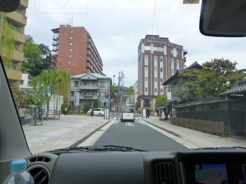 道後・ホテル