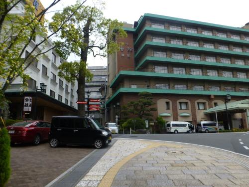 道後・ホテル椿館