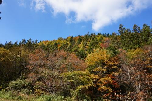 小田深山へ