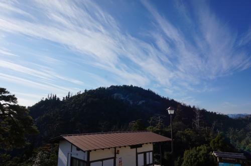 宮島、弥山(みせん)
