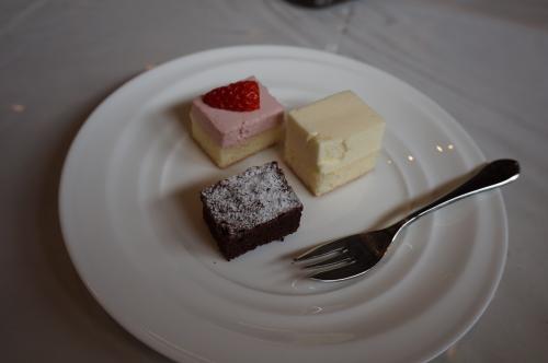 山の手マリアージュガーデン ケーキ