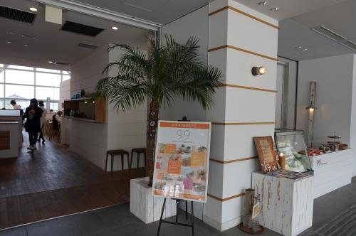 松山観光港・99ツクモハーバーテラス