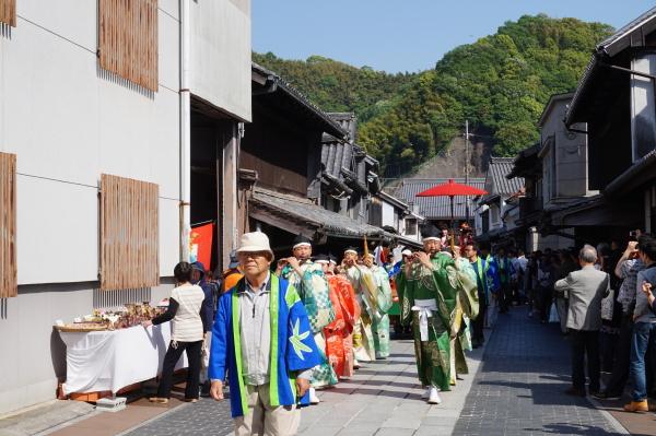 たけはら竹祭り