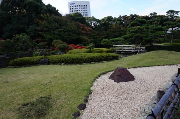 ホテルニューオータニ-庭園