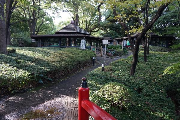 ホテルニューオータニー庭園
