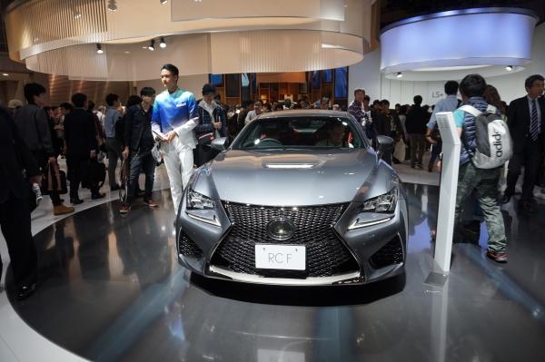 東京モーターショー2017-レクサス