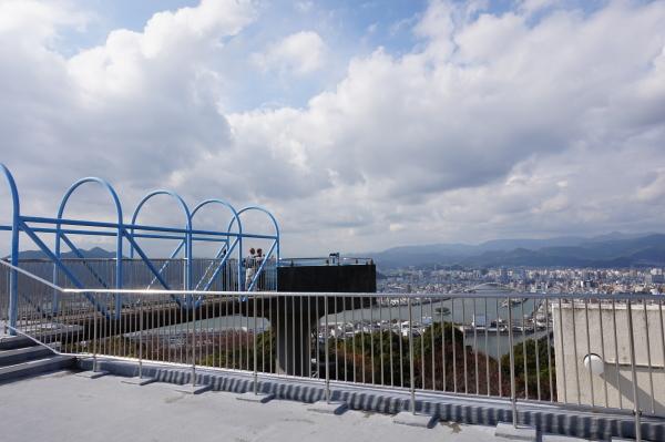 五台山展望台