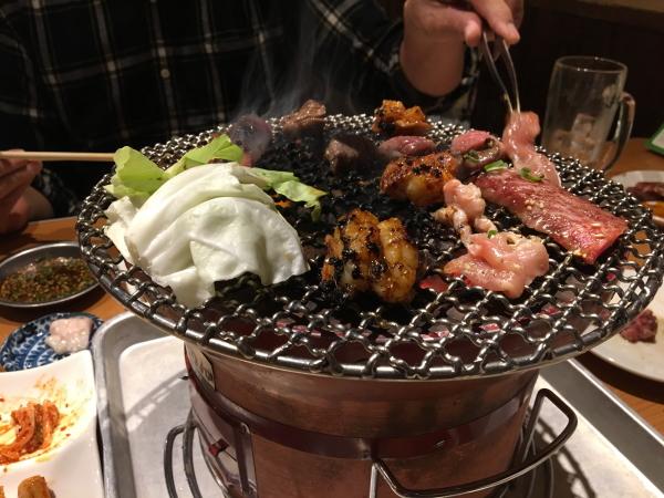 炭火焼肉ぶち