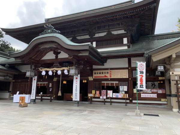椿神社-本殿