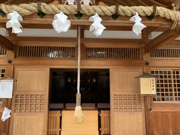 椿神社-児守神社