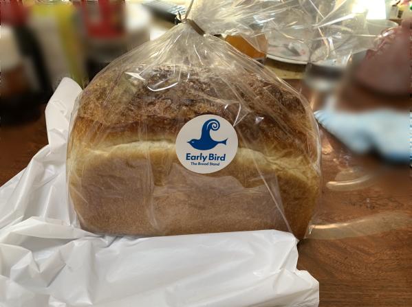 EarlyBird(アーリーバード)ドイツ食パン